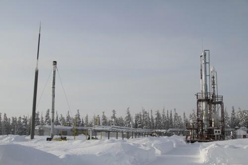 Наопытно-промышленной мембранной установке поизвлечению гелия наКовыкте начались ресурсные испытания