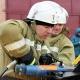 Межрайонные соревнования выявили лучших пожарных