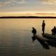 Отказавшись от оплаты за рыбную ловлю рыбаки развязали драку
