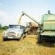 У колхоза на ставрополье едва не забрали технику за долги