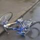 В Новосилецком районе была сбита велосипедистка.