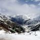 Три для в Приэльбрусье идут снегопады