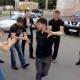 В Ставрополе задержали четверых хулиганов, устроивших ночью шумные пляски и стрельбу