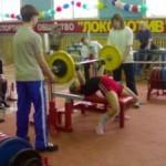 Жительница Ставрополья стала абсолютной чемпионкой мира по жиму лёжа