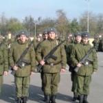 Служба в рядах Российской армии-обязанность каждого гражданина РФ.