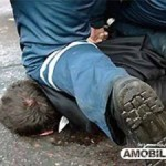 На Ставрополье Мужчину избили неизвестные полицейские.