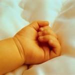 Мать задушила собственного ребенка.