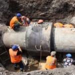 Снабжение водой села Ставрополья продолжается.