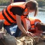 Недавно в крае прошел конкурс «юный спасатель».