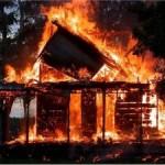 На Ставрополье в прошедшем году произошло 1637 пожаров,в которых погибли 128 человек